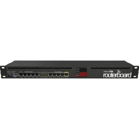 Mikrotik RB2011UiAS-RM Ethernet gigabit Router