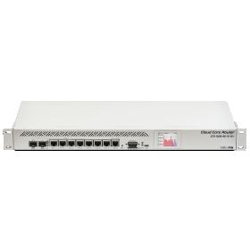 Mikrotik CCR1009-8G-1S-1S+ cloud core Router