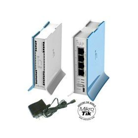 Mikrotik RB941-2nD-TC Home Access point lite ( hAP lite)