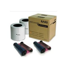 Paper & Ribbon Kit for HITI Printer P520