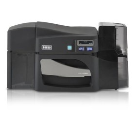 Fargo DTC4500 double sided ID card printer