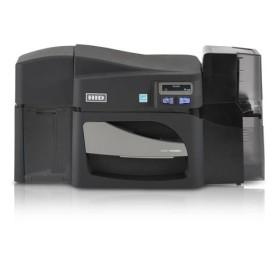 Fargo DTC4500 double sided ID card printer