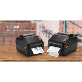 Bixolon XD3-40D 4 inch direct thermal label printer