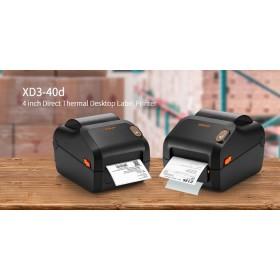 Bixolon XD3-40D 4 inch direct thermal label printer