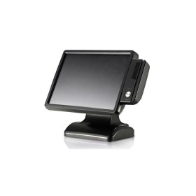 Datavan cubee 615 touch screen POS with VFD display