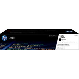 HP 117A Black Original Laser Toner W2070A