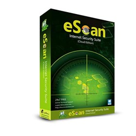 Escan 20 user internet security