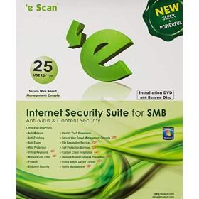 Escan 25 user internet security