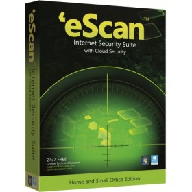 Escan 50 user internet security