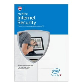 Mcafee Internet security 1 user