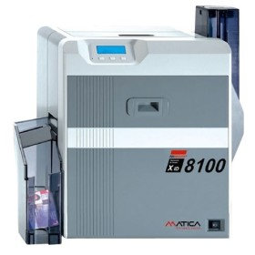 Matica XID8100 Retransfer PVC Card Printer