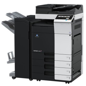 Konica Minolta bizhub C258 colour printer
