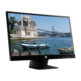 HP 27VX 27 inch LED Backlit IPS Monitor