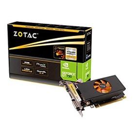 Zotac Nvidia Geforce GT 730 2GB graphics card