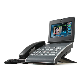 Polycom VVX 1500 D business media phone