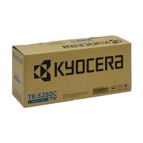 Kyocera TK-5280C Cyan Toner Cartridge