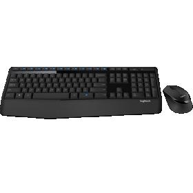 Logitech MK345 Wireless Keyboard and Mouse Combo