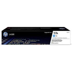 HP 117A Cyan Original Laser Toner  W2071A