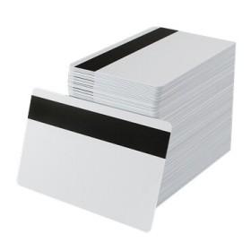 Blank PVC Magnetic Stripe Cards