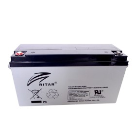 Ritar 12V 200Ah AGM deep cycle battery