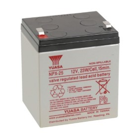 Yuasa NP5-12 12V 5AH  battery