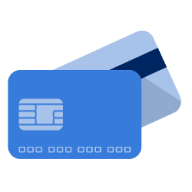 Magnetic stripe chip card