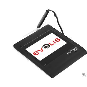 Evolis Sig activ high-tech signature pad