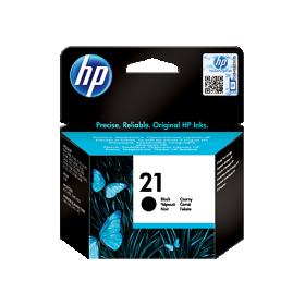 HP 21 Black Original Ink Cartridge