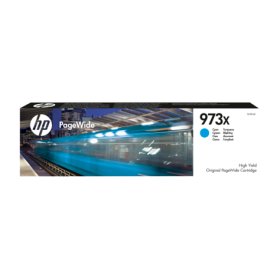 HP 973X cyan original  cartridge
