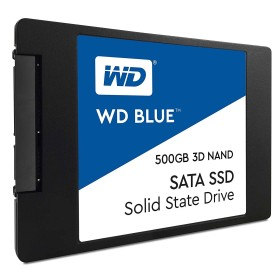 WD blue 500GB SSD 3D Nand
