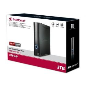 Transcend StoreJet 35T3 3TB External Hard drive