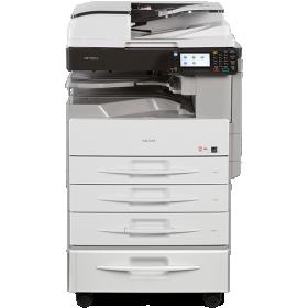 Ricoh Aficio MP 2501SP mono multifunction printer