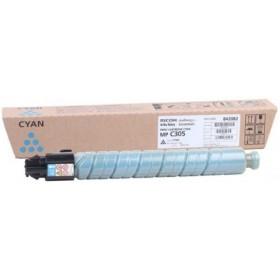 Ricoh Aficio MP C305SPF cyan toner cartridge