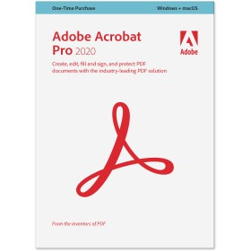 Adobe Acrobat Pro 2020 License