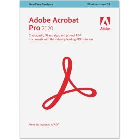 Adobe Acrobat Pro 2020 License