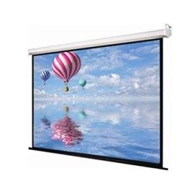 400cm by 300cm electric projector screen