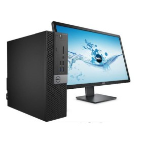 Dell Optiplex 5060 MT Intel Core i5 4GB, 1TB 18.5 inch Monitor