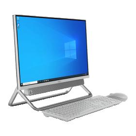 Dell Inspiron 5490 all in one core i5 8GB 1TB desktop