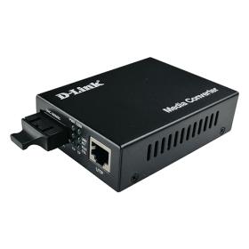 D-Link DMC-540SSC 100Base-TX Fast Ethernet Twisted-pair to 100Base-FX Fast Ethernet Fiber