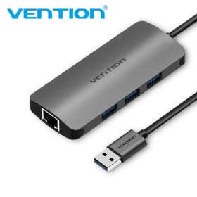 Vention USB Hub with Ethernet