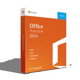 Microsoft Office 2016 Professional
