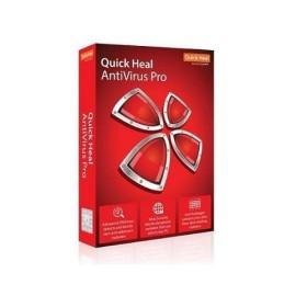 Quick heal antivirus 1 user 3 years