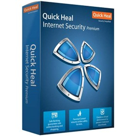 Quick heal Internet Security 1 user 3 years