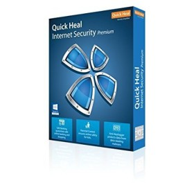 Quick heal Internet Security 2 users 3 year license