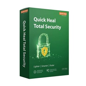 Quick heal total security 3 Year 2 user