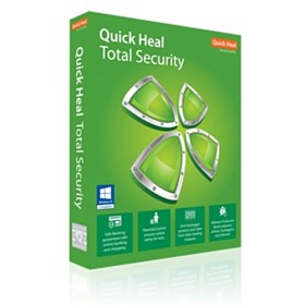 Quickheal total security 3 Year 3 users
