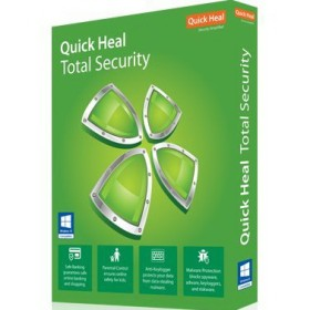 Quick heal total security 5 users 3 year subscription