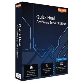 Quick heal Server Licence 3 Years