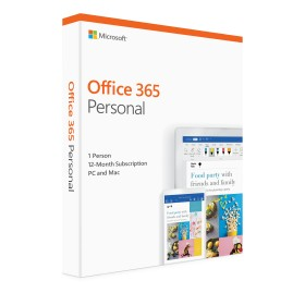 Microsoft Office 365 personal 1PC