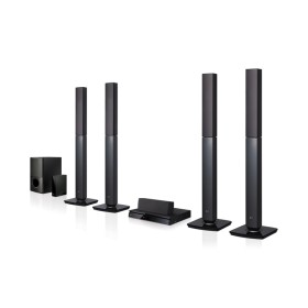 LG LHD655 DVD Wireless Home Theater System